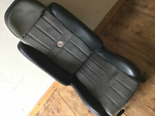 MG TF MGF 1.6 1.8 - RARE SPARK EDITION HALF LEATHER PASSENGER LEFT N/S SEAT