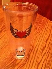 Tervis Winged Heart Tumbler (No Lid) NWT