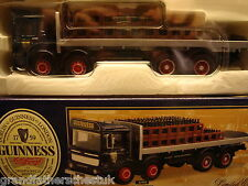 CORGI LTD EDITION NO 20902 GUINNESS LEYLAND ERGOMATIC 8 WHEEL LORRY BEER CRATES