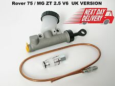 ROVER 75  MG ZT 2.5 V6  TAZU CLUTCH MASTER CYLINDER   ***  UK VERSION  ***  RHD