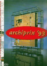 The best plans by dutch students - ARCHIPRIX 93