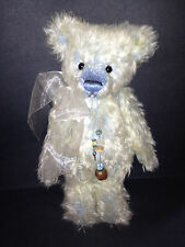 Charlie Bears LOGANBERRY 2011 Non UK Isabelle Mohair Collection FREE US SHIP