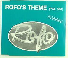 Maxi CD - Rofo - Rofo's Theme (PWL Mix) - A4145 - zyx music