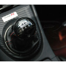 Mugen Carbon Fibre 6 Speed Gear Shift Knob BLACK stripe CL7 EP3 FN2 DC5 S2000