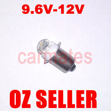 LED Work Light Torch Bulb 9.6V 10.8V 12V for Dewalt Hitachi Black Decker Makita