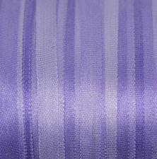 Hand Dyed Silk Ribbon for embroidery 4mm - 3 meters Blue Crocus