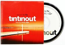TIN TIN OUT FEAT WENDY PAGE ELEVEN TO FLY CD SINGLE PROMO 1999 VCRDDJ52 VIRGIN