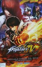"""RARE THE KING OF FIGHTERS XIV NEW POSTER 22"""" X 28"""" PROMO"""