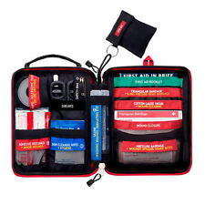 Emergency First Aid Kit Survival Gear Medical Trauma Kit Surgical Suture Kit Q っ