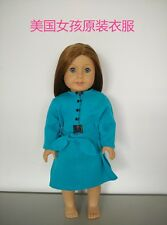 COOL cute pajamas clothes dress for 18inch American girl doll party b369
