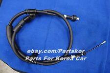 03 - 04 Hyundai Tiburon Coupe Parking Brake Cable Rear Right 59770 2C300 Genuine