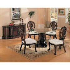 Coaster Co. of America - Tabitha Dining Table Base Cappuccino 101030