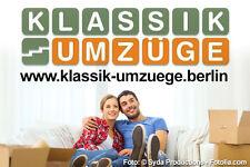 Umzug Berlin - Transport - Lagerflächen - Wohnungsauflösung - Klassik Umzüge