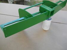 CUSTOM Front Weight bracket with Hitch - Fits John Deere X485, X585, X730, X738