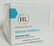 HOLY LAND Renew Formula Renewing Mask with Alpha Lipoic Acid 50ml / 1.7oz