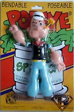 """POPEYE THE SAILOR MAN 6 1/2"""" inch Poseable Bendable Figure 1993"""