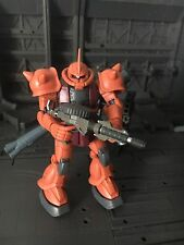 Bandai Gundam U.C Arms Zaku 2 Machine Gun Action Figure  Msia weapon lot Zeon