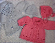 BABY KNITTING PATTERN #13 by Julie Ware