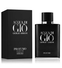 Acqua Di Gio Profumo by Giorgio Armani Parfum Spray 4.2 oz 125 ml NEW IN BOX