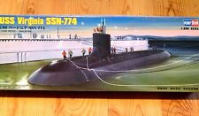 Hobbyboss 1:350 USS Virginia SSN-774 Submarine Model Kit