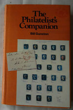 THE PHILATELISTS COMPANION- by BILL GUNSTON 1975 HARDBACK