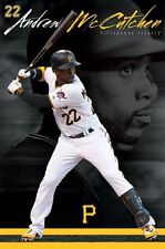 ANDREW MCCUTCHEN - PITTSBURGH PIRATES POSTER - 22x34 MLB BASEBALL 14720