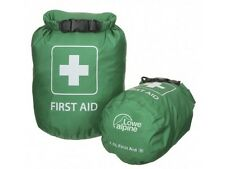 LOWE ALPINE FIRST AID DRY BAG GREEN (SIZE SMALL)