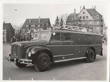 MAGIRUS DEUTZ TRUCK PERIOD PHOTOGRAPH.