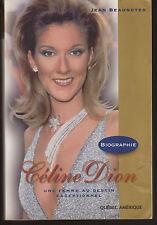 Soft Cover French Book Biographie Céline Dion Une Femme au Destin Exceptionnel !