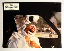 DIE KETTENREAKTION / Chain Reaction - AUSHANGFOTO #E - German L C ´80 SCI-FI