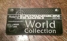 Roland SRX-09 : World Collections Expansion  Board