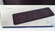 Microsoft Wireless All-In-One Media Keyboard (N9Z-00001)