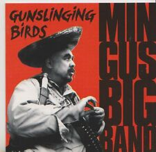 MINGUS BIG BAND CD GUNSLINGING BIRDS