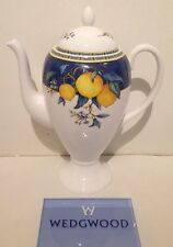 Wedgwood Citrons - Caffettiera Citrons Wedgwood -  Coffeepot Wedgwood Porcellana