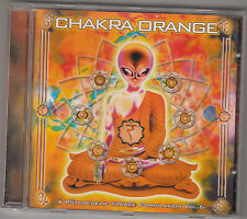 CHAKRA ORANGE - A Psychedelic Trance Compilation Vol. 6  CD