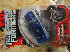 TRANSFORMERS MOVIE DECEPCTICONS RECON BARRICADE DROPKICK OVERCAST PREMIUM TFTM
