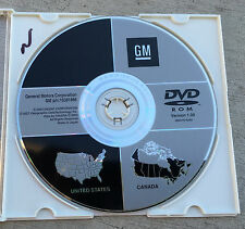 2004 GM Chevrolet Corvette Denso US-Canada 10381886 V 1.00 Navigation DVD