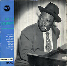 COUNT BASIE Basie's basement French LP RCA 1112