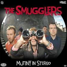 The Smugglers - Canada - MUTINY IN STEREO CD [2004] - Brand New