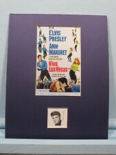 "Elvis Presley and Ann Margaret in 'Viva Las Vegas"" honored by his own stamp"