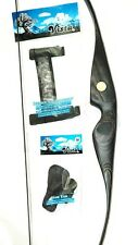New Bear Archery Kodiak Cub 30# RH Youth Recurve Pkg Vista Hair Tab & Arm Guard