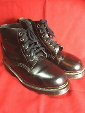 Extremely Rare Dr. Martens D. M. Raiders Exclusive To Shellys Black US 5 UK 3