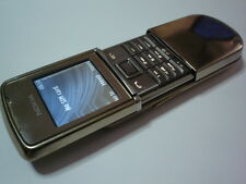 nokia 8800 sirocco gold cell phone  ,UNLOCKED