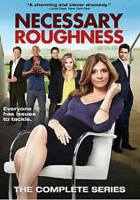 Necessary Roughness: The Complete Series (DVD) Callie Thorne BRAND NEW