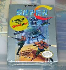 Super Contra - Nintendo Nes NTSC US - Neuf / New sealed - B