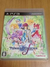 Play Station 3 PS3 USED Tales of Graces F Japan Import Work Tested NAMKO