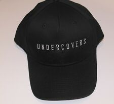 UNDERCOVERS TV SHOW CAST & CREW PROMO HAT CAP film UNDER COVER BAD ROBOT