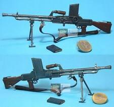 Dragon 1/6 WW2 Maschinengewehr Czech MG-30 modell ZB30