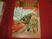 METALLIX  #1 Michelinie Lim Layton Future Comics NM 2002