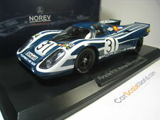 PORSCHE 917K 4TH PLACE WATKINS GLEN 6H 1970 ELFORD /HULME 1/18 NOREV